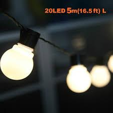 20 LED Party <b>Ball string light</b> outdoor led <b>Christmas</b> Lights | Shopee ...