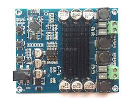 New <b>TPA3116D2 Bluetooth</b> 4.2 <b>Amplifier Board</b> Class D 60W*2 Amp ...