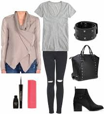 Class to Night Out: <b>Mixed Media Jacket</b> - College Fashion