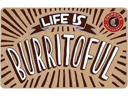 Chipotle $25 Gift Card (Email Delivery) - Newegg.com