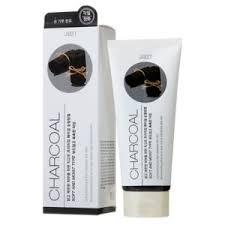 <b>Пилинг</b> для <b>лица Jigott</b> Premium Facial Charcoal peeling <b>Gel</b> с ...