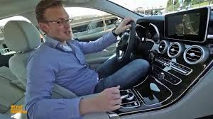 Our Test Drive of the New <b>Mercedes</b>-<b>Benz</b> C-Class <b>W205</b> (German ...