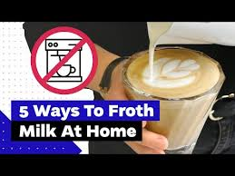 Hadineeon <b>Milk Frother</b> and warmer Test & <b>Review</b> - YouTube