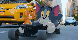 <b>Tom & Jerry</b> review: 2 beloved animated characters get stuck in live ...