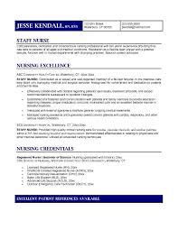 objective nursing resume | Template objective nursing resume