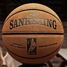 SANKWXING Brand <b>High Quality</b> Official Size <b>7</b> leather Basketball ...