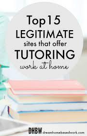 top legitimate sites that offer online tutoring jobs dream top 15 legitimate sites that offer online tutoring jobs