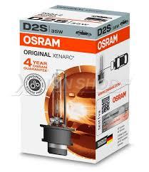 Ксеноновая <b>лампа D2S Osram XENARC</b> ORIGINAL (<b>Осрам</b> ...