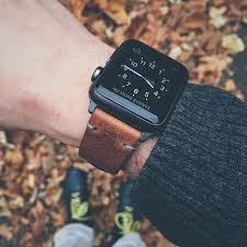 17 best ideas about leather watch bands apple watch apple watch paired our brooklyn bas and lokes handmade leather watch strap