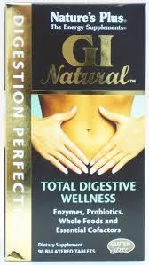 Nature's Plus - GI Natural, <b>Total Digestive Wellness</b>, Gluten Free (1 ...