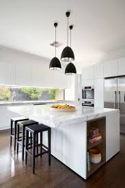 kitchen island integrated handles arthena varenna: i would add another sink to the island for food prep and it would be perfect bright white contemporary kitchens