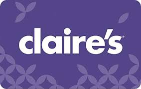 Claire's Gift Cards (Redemption Online Only) - E-mail ... - Amazon.com