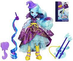 My Little Pony <b>Equestria Girls Trixie</b> Lulamoon Doll: Amazon.co.uk ...