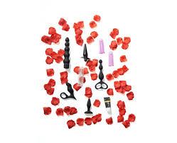 <b>Набор анальных игрушек</b> для новичков Anal Starter Kit TOY10108 ...