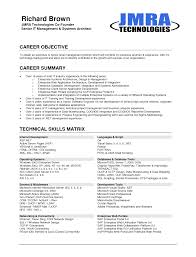 good career objective resumes template good career objective resumes