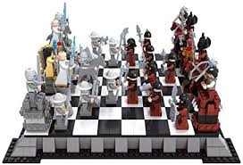 Buy Akrobo <b>Ausini</b> Knights vs Pirates Chess Large Box Set - 1142 ...
