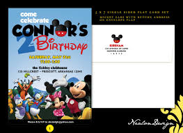 exceptional mickey mouse clubhouse st birthday invitations 2 exceptional mickey mouse clubhouse 1st birthday invitations