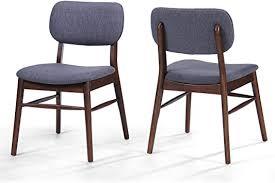 Christopher Knight Home Colette Fabric <b>Dining Chairs</b>, <b>2</b>-<b>Pcs</b> Set