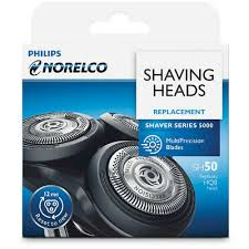 Philips <b>Norelco SH50</b>/52 <b>Replacement Shaving</b> Head for AT790 ...
