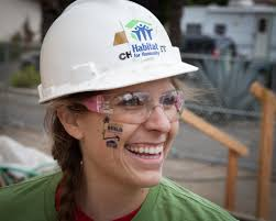 everyone helps habitat for humanity of ventura county women s build at the trinity lane site in santa paula on 7 2016 thacher school thousand oaks high school