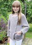Модное вязание ком для детей