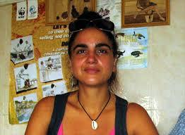 <b>Maria Gomes</b> de Sousa auf den Kapverdischen Inseln 2008 - maria_kabverden_2008