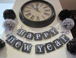year home decoration happy