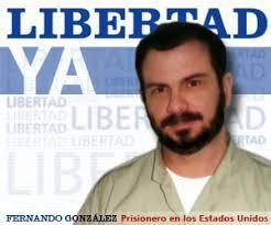 Este 18 de agosto Fernando González, otro de los héroes cubanos, llega a sus 50 años. Fernando debe ser el próximo de los cinco, según la condena que cumple ... - 20130822205149-0-a-fernando-gonzalez-llort-b