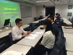 newsdetail cv workshop and mock interview for final year students