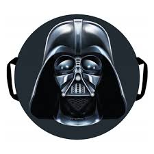 <b>Ледянка Star Wars Darth</b> Vader 52 см, круглая — купить в ...