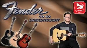 <b>FENDER</b> CD-60 - одна из лучших <b>акустических</b> гитар своей ...