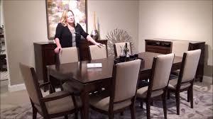 Kincaid Dining Room Sets Elise Rectangular Dining Room Set By Kincaid Furniture Youtube