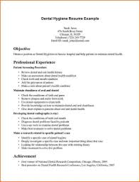 dental resume example dental assistant resume samples resume sample professional dental hygienist resume example dental