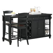 kitchen island provide storage space