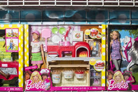 Mattel <b>Sales Fall</b> Despite Strong Showing From Barbie - WSJ