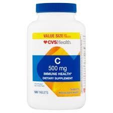 CVS Health <b>Vitamin</b> C <b>Tablets</b> 500mg (with Photos, Prices ...
