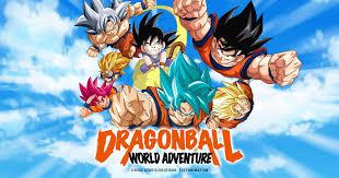 <b>DRAGONBALL</b> WORLD ADVENTURE Official Web Site