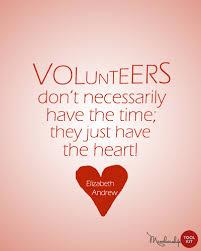 Church Volunteer Appreciation Quotes. QuotesGram