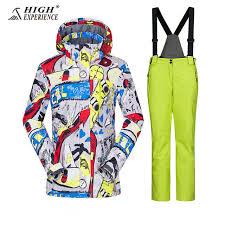 <b>Women's Ski</b> Suit <b>Winter Ski</b> Suits For <b>Women Snowboarding Sets</b> ...