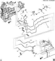 similiar 2004 chevy blazer fuel system keywords fuel supply system ll8 4 2s for chevrolet trailblazer