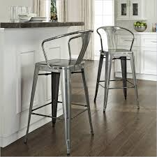 extra comfortable vintage metal bar stools for awesome kitchen ideas with back and arm together with awesome kitchen bar stools