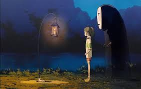 Chihiro et le Sans-Visage