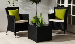 gorgeous weatherproof rattan garden furniture decor remarkable black black garden furniture