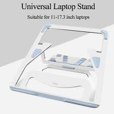 WIWU Universal <b>Laptop Stand</b> Aluminum Lapdesks for MacBook Air ...