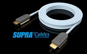 <b>Кабели Supra AOC HDMI</b> – качественное соединение длиной до ...