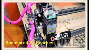 Upgrading To An <b>Ortur LU1-4 20w</b> Fixed Focus Laser & Lasermaster ...
