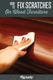 how to fix scratches on wood furniture care wooden furniture
