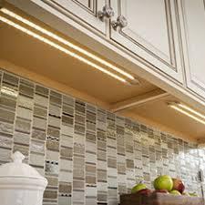rope lights cabinets lighting