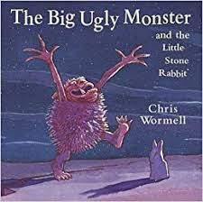 The Big <b>Ugly Monster</b> And The Little Stone Rabbit: Amazon.co.uk ...