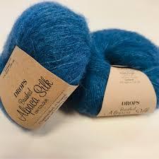 <b>Drops</b> brushed alpaca Silk – купить на Ярмарке Мастеров ...